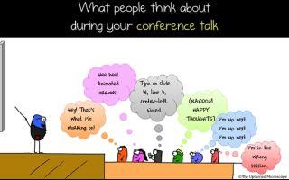 Как написать доклад на конференцию правильно: способы составить отчет на научную конференцию