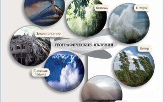 Роль географии в современном мире — для студента