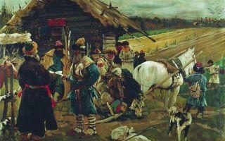 Соборное уложение 1649 года — для студента
