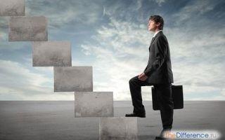 Цель и задача в чем разница — отличие цели от задачи — для студента