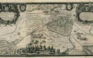 Русско-шведская война — 1656-1658 гг. — для студента