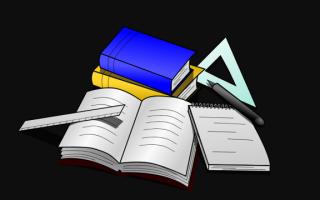 Как составить план дипломной работы: образец и содержание документа
