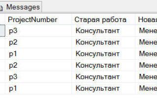 Удаление данных в sql — для студента