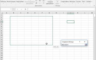 Основные манипуляции с таблицей в MS Excel (МС Эксель) — немного теории и практика