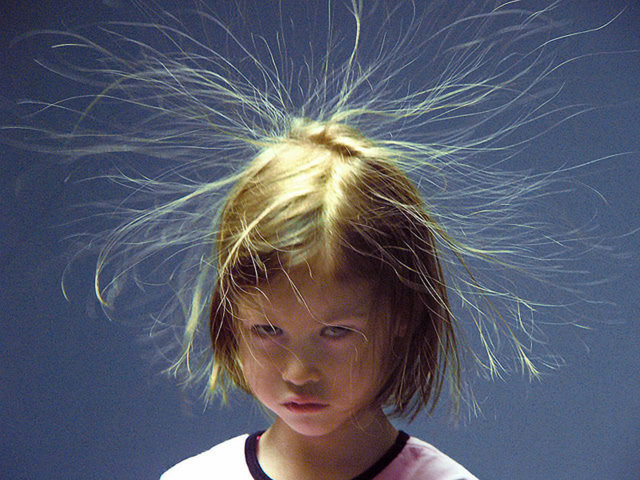 Статическое электричество - Для студента