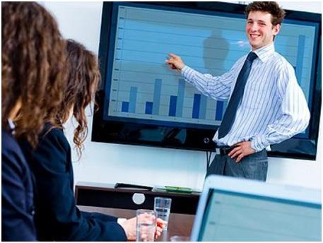 Защита курсовой работы - план, речь и презентация (образец) - Для студента