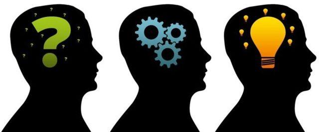 Свойства мышления - Для студента