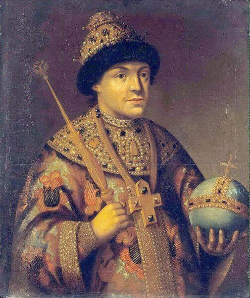 Царь Федор Алексеевич - Для студента