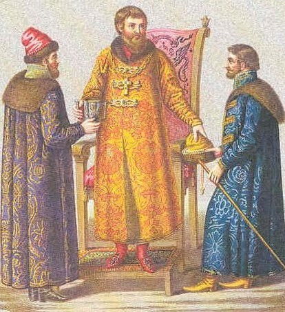 Царь Алексей Михайлович Романов - Для студента
