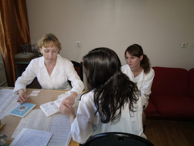 Врач-психотерапевт - Для студента