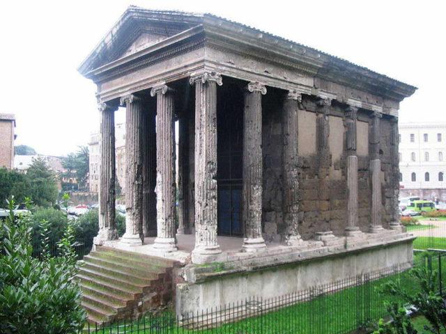 Римская архитектура IV-I вв. до н.э. - Для студента