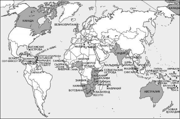 Страны мира и их государственный строй - Для студента
