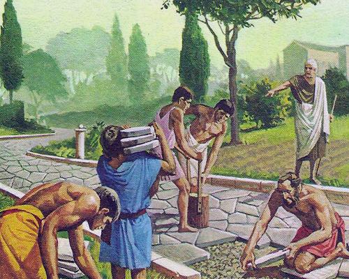 Кризис республики в 70-50-х гг. до н.э. - Для студента