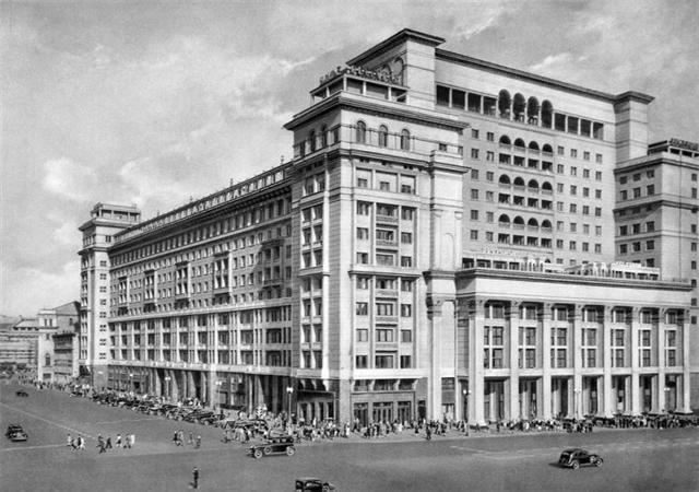 История развития гостиничного бизнеса - Для студента