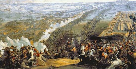 Русско-шведская война - 1656-1658 гг. - Для студента
