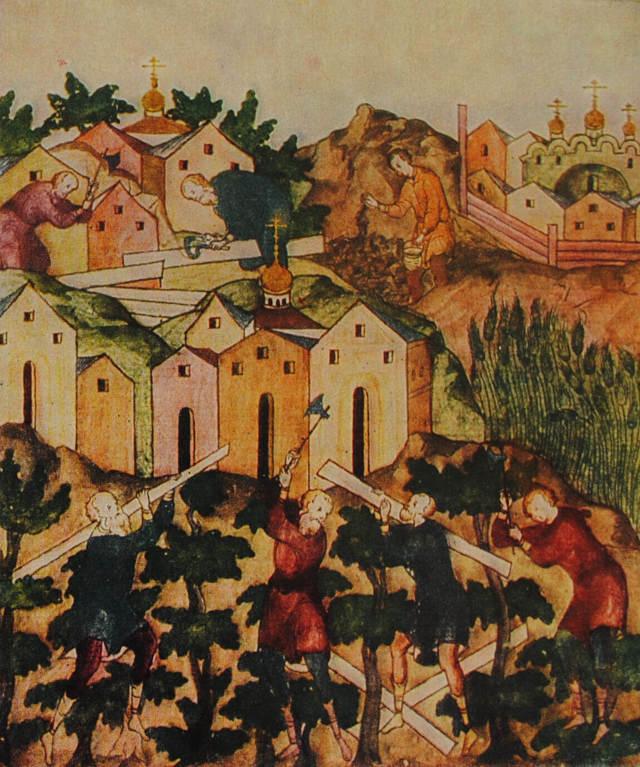 Феодальное землевладение и хозяйство. Укрепление крепостничества - Для студента