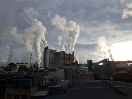 Виды загрязнений атмосферы - Для студента