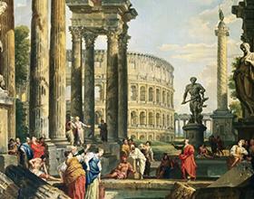 Эпоха ранней Римской империи 30 г. до н.э.-96 г. н.э. - Для студента