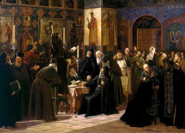 Реформы патриарха Никона - Для студента
