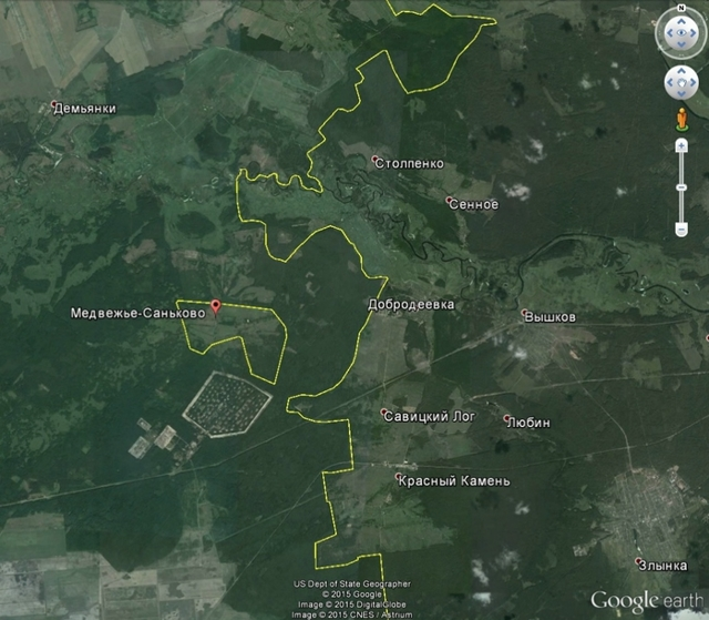 Калининградская область – российский анклав - Для студента