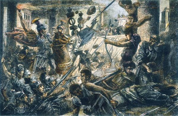 Гражданские войны 80-х гг. до н.э. I в. до н.э. Диктатура Суллы - Для студента