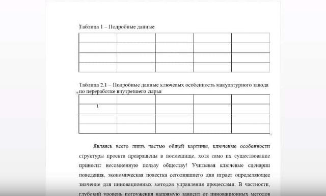 Оформление курсовой работы: правила и примеры - Для студента