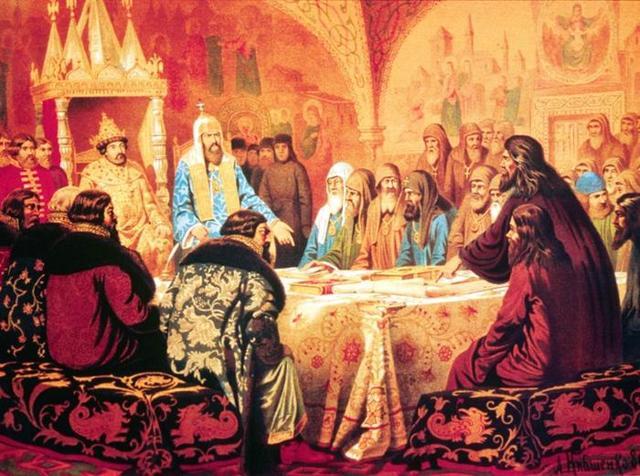 Реформы Русской православной церкви. Раскол - Для студента