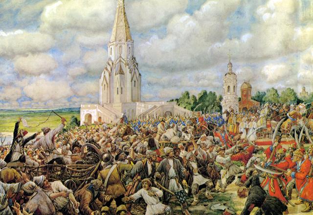 Медный бунт 1662 г. - Для студента