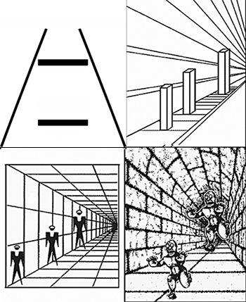 Иллюзии восприятия - Для студента