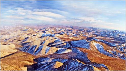 Природно-территориальные комплексы Южной Сибири - Для студента