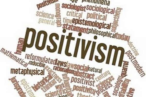 Новейший позитивизм - Для студента